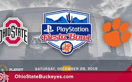 Image for College Football Playoff: Ohio State vs Clemson