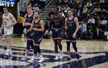 Image for Saint Mary's, Jordan Ford, Look to Stay Hot Against Nevada