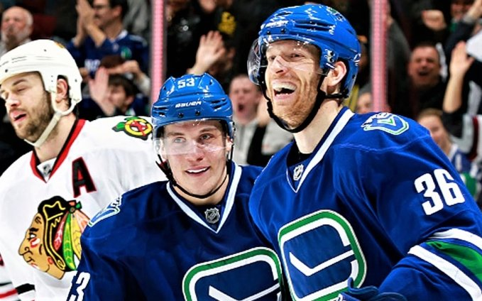 Image for Canucks Advent Day 9 : Top 25 Players Of The  2010's