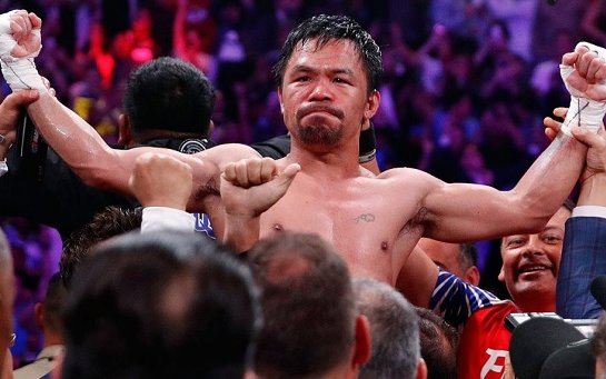 Image for Pacquiao Advisor on 2020: Porter, Garcia, Spence Likely; Mayweather Should Happen