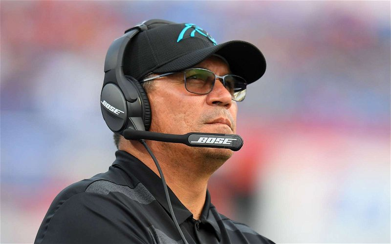 Image for Possible Landing Spots for Ron Rivera