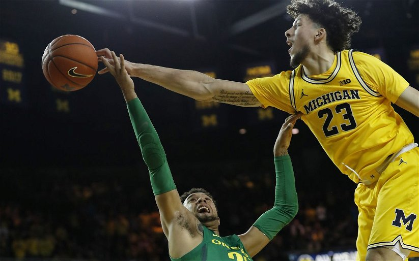 Image for Michigan Wolverines: 3 Takeaways from Saturday's 71-70 overtime loss to Oregon