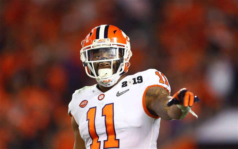 Image for 2020 NFL Draft: Clemson LB Isaiah Simmons Scouting Report