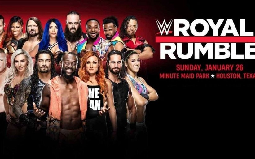 Image for Royal Rumble 2020:   Thoughts/Predictions