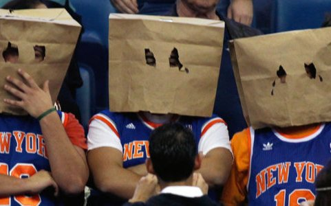 Image for The New York Knicks Are A Disaster