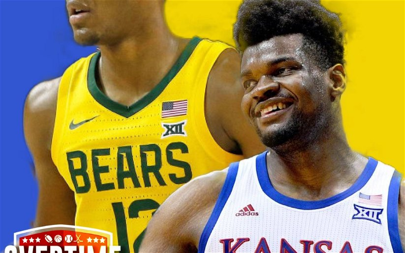 Image for #3 Kansas Welcome #4 Baylor To Town Saturday