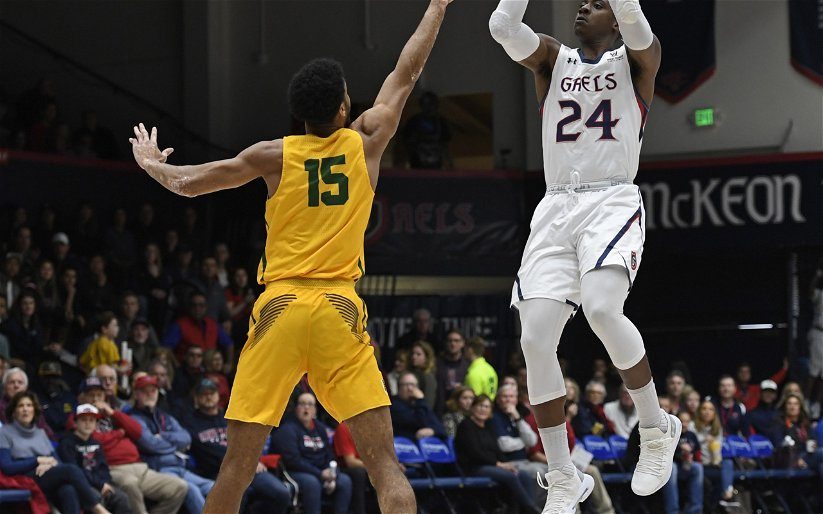 Image for Saint Mary's Open Up Conference Play on a High Note