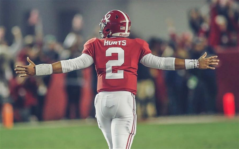 Image for 2020 NFL Draft: Oklahoma QB Jalen Hurts Scouting Report