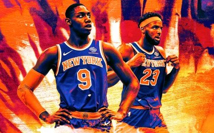 Image for Knicks Recap: Trying to Find Silver Linings