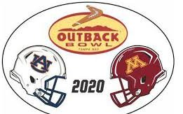 Image for 2020 Outback Bowl