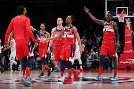 Wizards bench