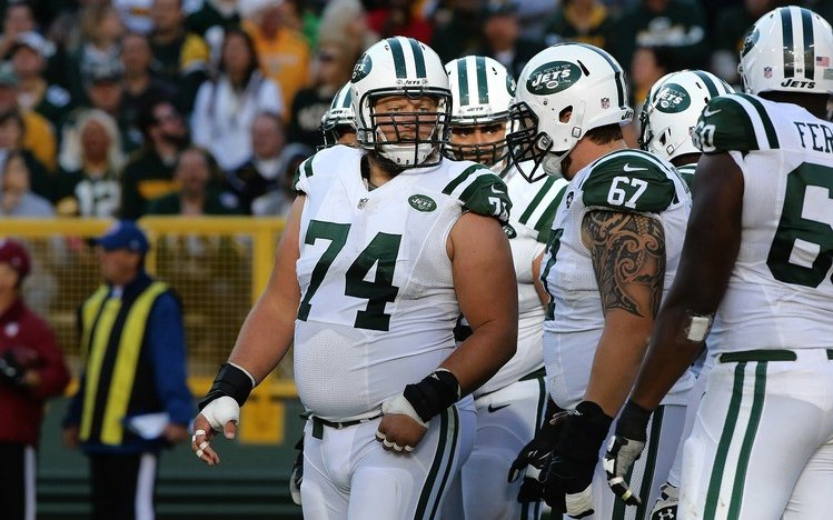 Image for Jets Off-Season Focus: Dominate the Trenches
