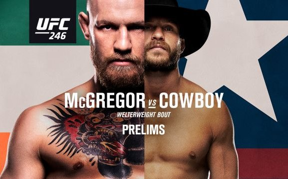 Image for UFC 246 Prelims Preview