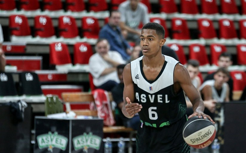 Image for The French Pearl: Theo Maledon – Scouting Report
