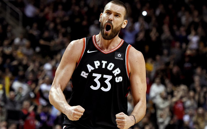 Image for Marc Gasol: a Top Five Passer in the NBA?