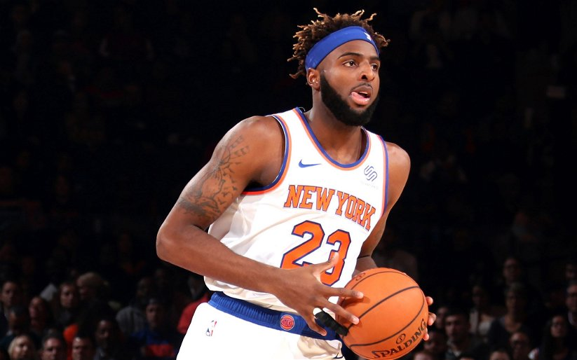 Image for Mitchell Robinson: The Worst Passer in the NBA?