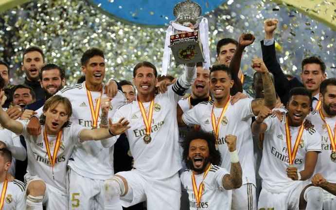 Image for Spanish Supercup Fallout: Real Lift Cup, Barcelona Fire Valverde