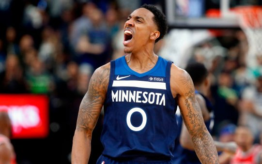 Image for Breaking News: Jeff Teague traded to the Hawks for Allen Crabbe