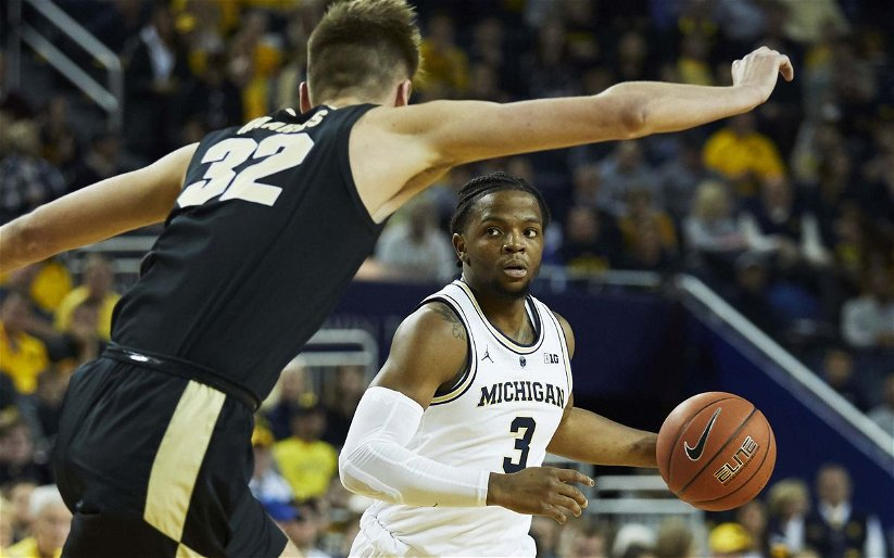 Image for Recap: No.19 Michigan Edges out Purdue in Double Overtime