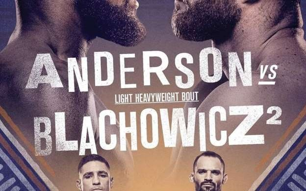 Image for A Guide To UFC Fight Night 167: Anderson vs Blachowicz 2: Prelims