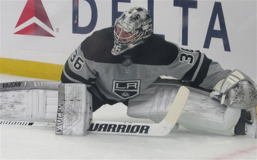 Image for ICYMI: Toronto Maple Leafs Acquire Jack Campbell and Kyle Clifford from Kings