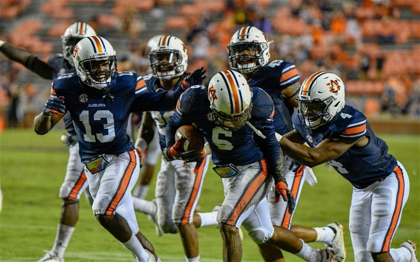 Image for Who Will Step Up in the Auburn Secondary?