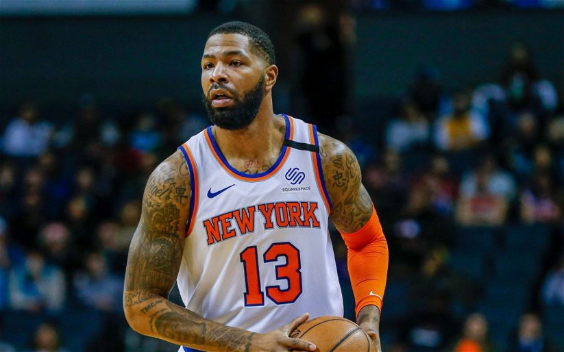Image for Knicks trade Morris to Clippers