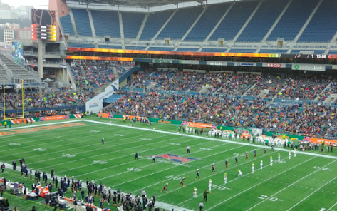 Image for XFL Attendance Growth Shows Promise