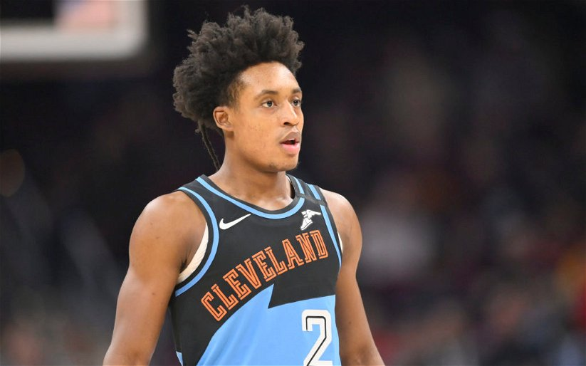 Image for Collin Sexton Named Replacement for 2020 NBA Rising Stars Game