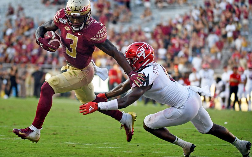 Image for Scouting Report: Cam Akers, RB, Florida State University