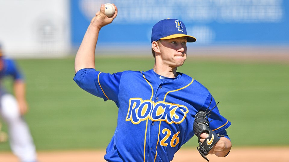 Brady Singer in High A pitching
