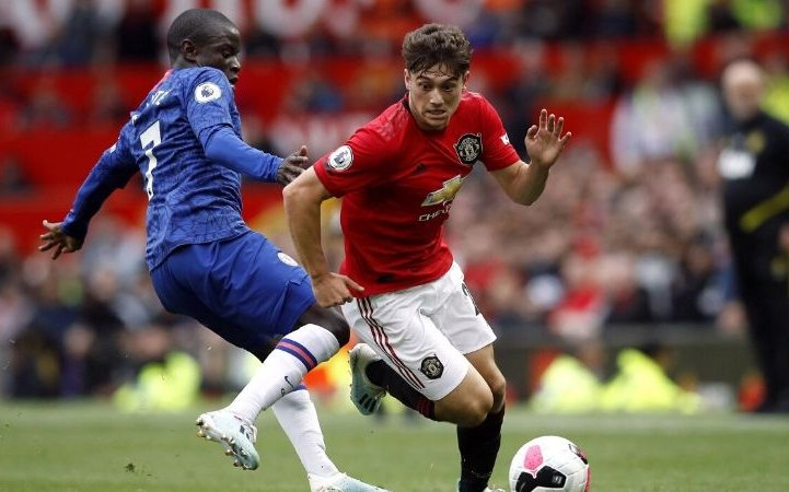 Image for Chelsea 0 – 2 Manchester United; Game Recap