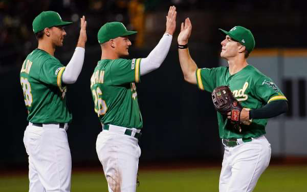 Image for 2020 Preview: Oakland Athletics