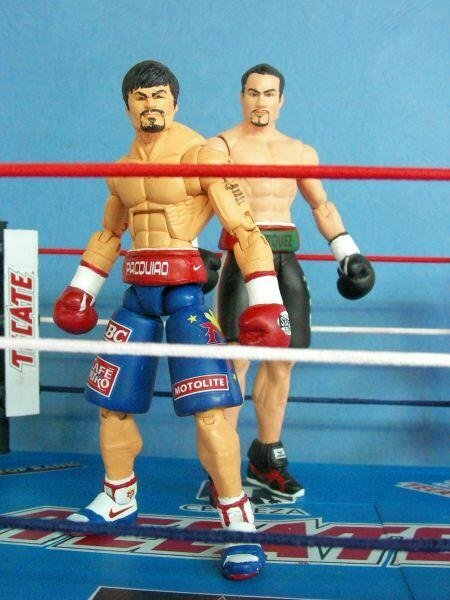 pacquiao action figure