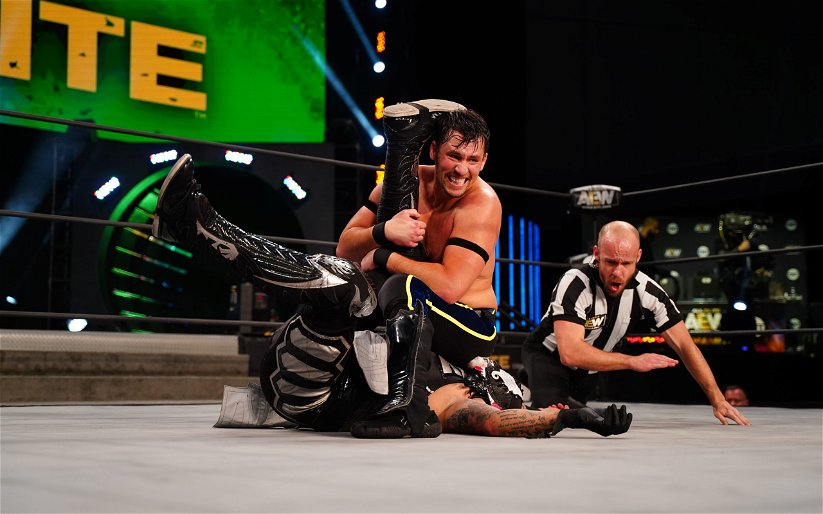 Image for COMMENTARY: AEW Dynamite Delivers Amazing Show Despite Ongoing Sports Crisis