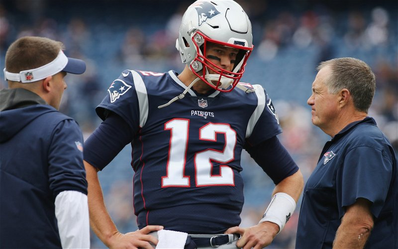 Image for Brady and the Bucs Aren't Playoff Bound