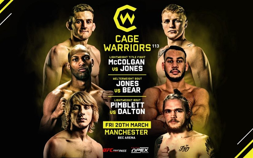Image for Cage Warriors 113 Recap