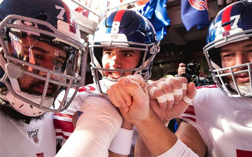 Image for The State of The New York Giants