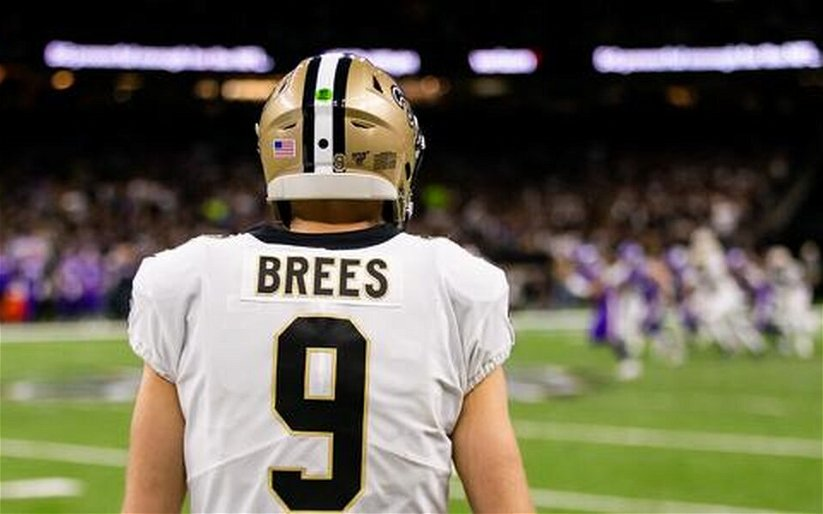 Image for Drew Brees Helping People Struggling Financially