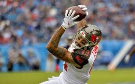 Image for How Does Mike Evans Feel About Playing With Brady?
