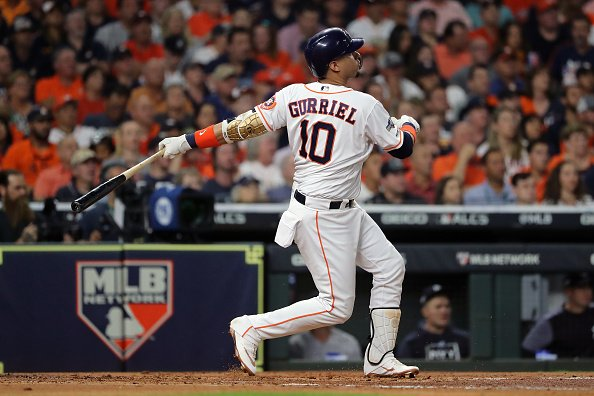The Asros' Yuli Gurriel is very underrated.