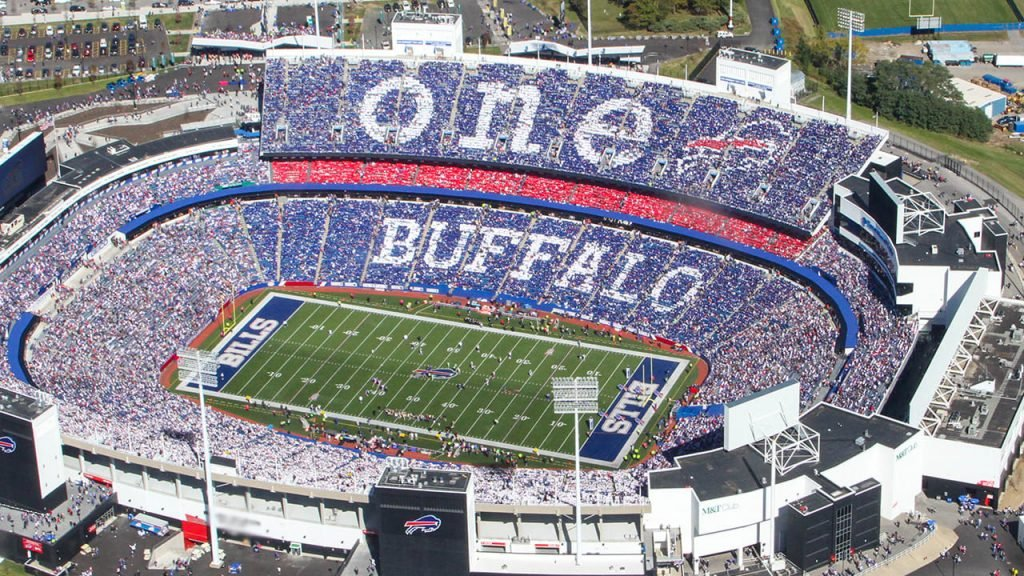 New Era Field is owned by one of the franchises that could move.