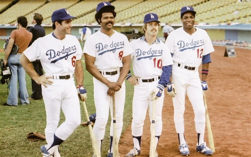 Image for The Perfect 10: The Greatest Dodger Lineup Part 2