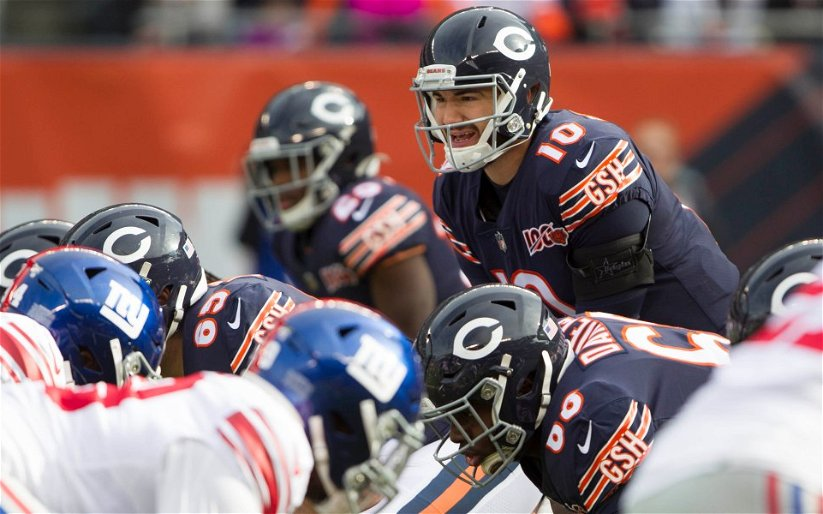 Image for Chicago Bears' Offensive Positional Grades Post-Free Agency