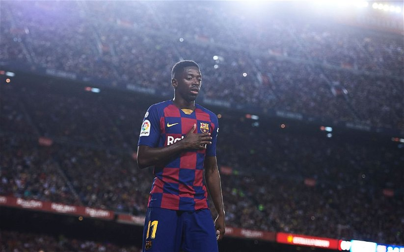 Image for FC Barcelona and the Enigma of Ousmane Dembele