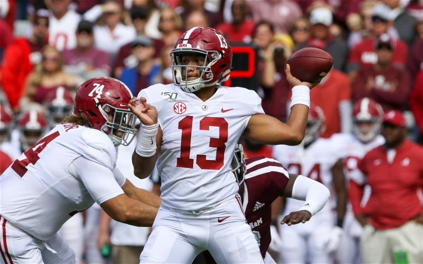 Image for Why The Redskins Shouldn't Draft Tua Tagovailoa