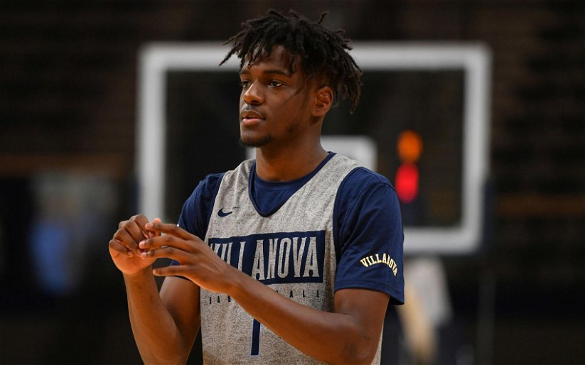Image for Villanova Basketball: Can Bryan Antoine Be the Next Donte DiVincenzo