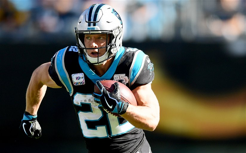 Image for Christian McCaffrey Signs Record Extension