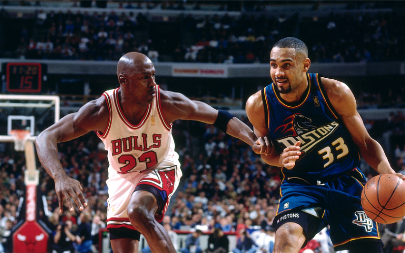 Image for Did Grant Hill Have an All-Time Peak?