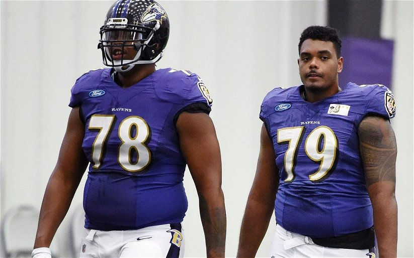 Image for Ravens Offensive Line Recap: Pre-Draft Edition